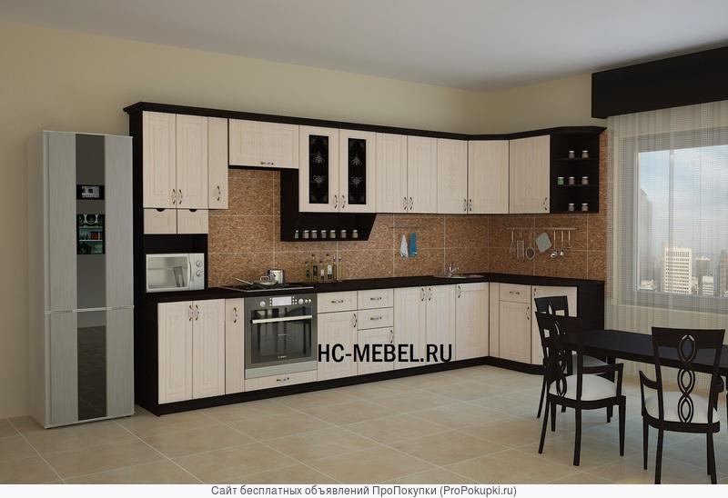 Кухня Беларусь-5 угловая