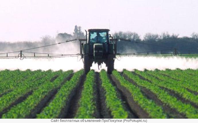 Агрохимия по защите картофеля от фирмы Август