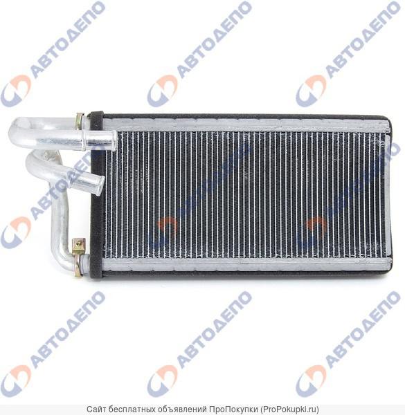 Hino 300 Euro 4 Радиатор отопителя салона
