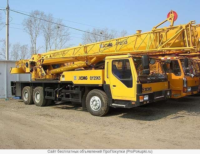 Услуги автокрана 14 тонн до 100т, стрела 14м