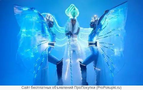 Пошив светодиодных, бальных, народных и прочих сценических костюмов