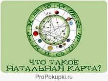 Услуги астролога.