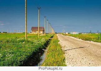 участок около пос. Южный, р-н Ново-Ленино, ДНТ