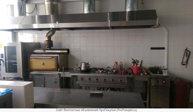 оборудование для ресторана продам
