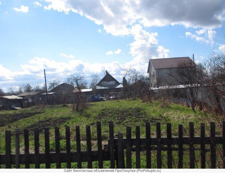 Продам 2 участка с домом в д. Никольское, Тосненского р-на