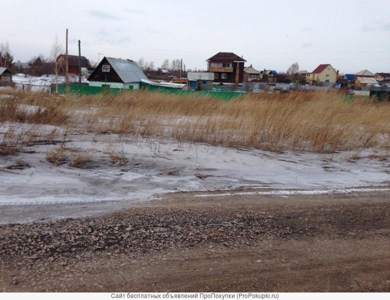 Продам земельный участок рядом с аэродромом Кузнецово