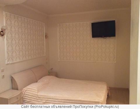 Сдается 1-комнатная квартира в центре Сочи у моря