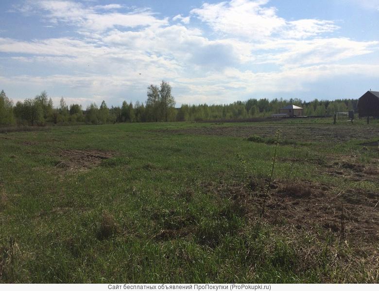 Продажа земельного участка со старым домом(под снос)
