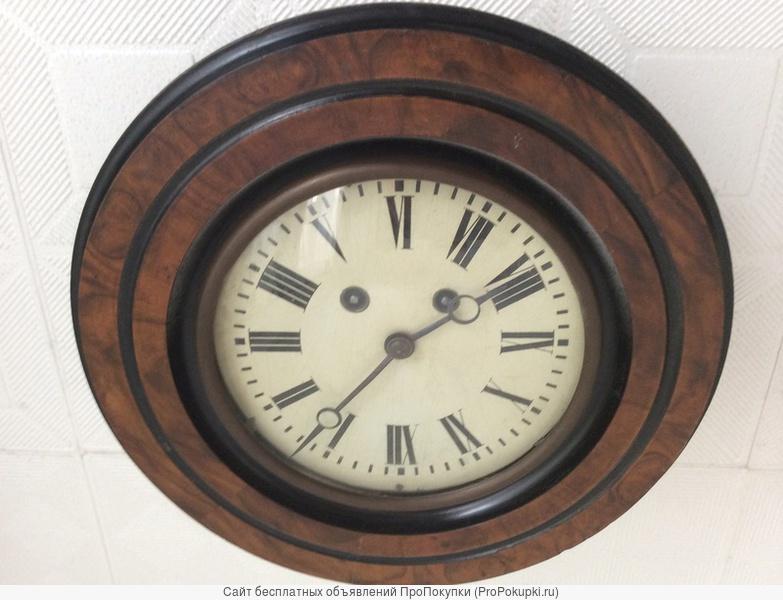Реставрацыя часов.