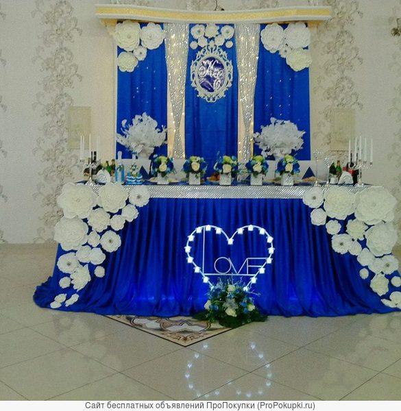 Свадебное оформление Кемерово