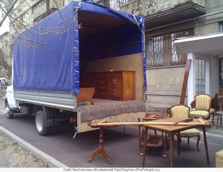 Квартирные переезды в Саратове недорого.