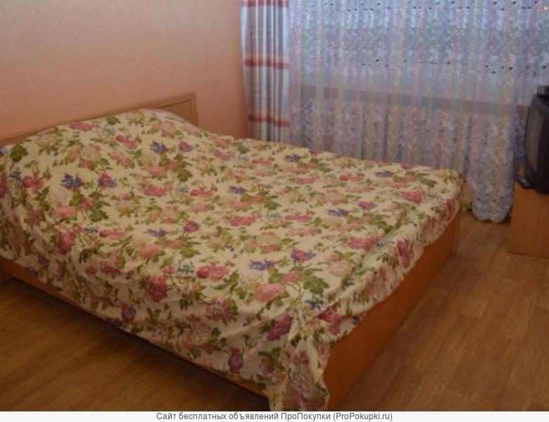 Посуточно 1-комнатные квартиры в районе жд вокзала / Центр