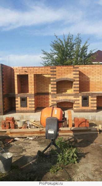 Строительство печей, каминов и барбекю