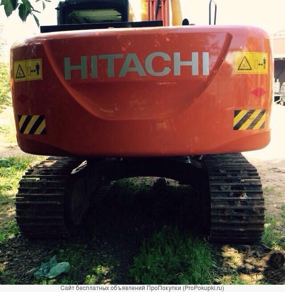 Аренда гусеничного экскаватора Hitachi ZX 180