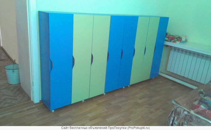 Мебель для сфер обслуживания. Изготовление и установка г.Астрахань