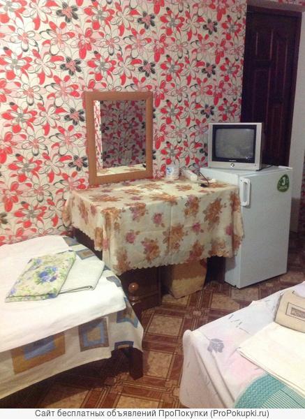 Экономичный отдых в Сочи