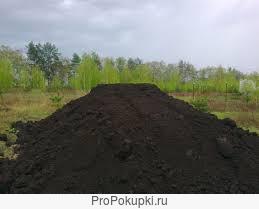 Привезу чернозем, плодородный грунт для огорода