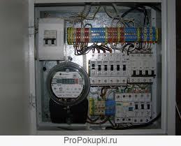 Профессиональные эектрические работы