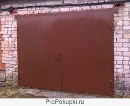 Металлические двери, гаражные ворота, решетки