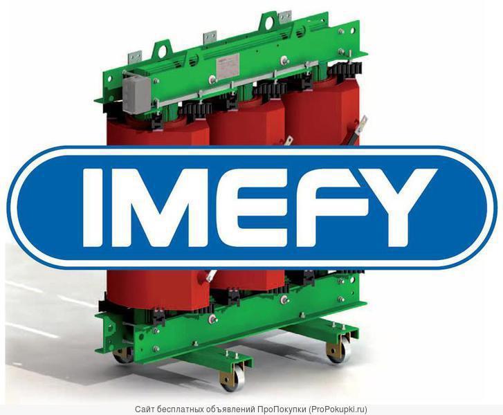 Сухие трехфазные трансформаторы IMEFY с литой изоляцией