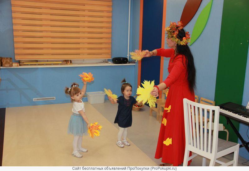 Музыкальные занятия для детей 2-5 лет