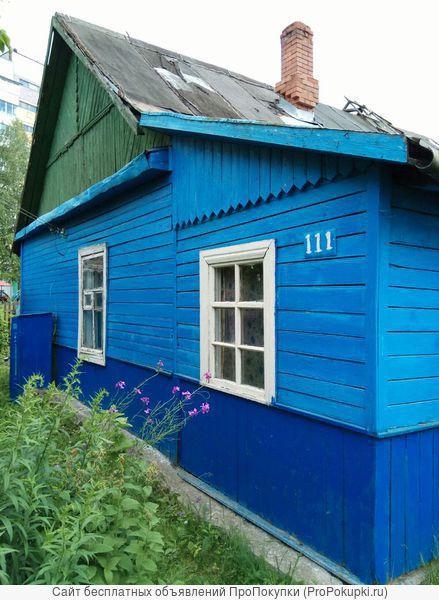 Дом ,в центре города,не далеко от Смоленского рынка