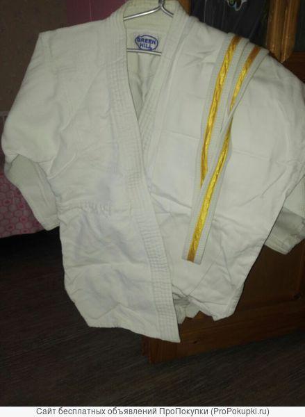 форма для дзюдо(кимано)