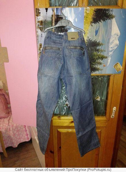 Джинсовые брюки 140-150 см
