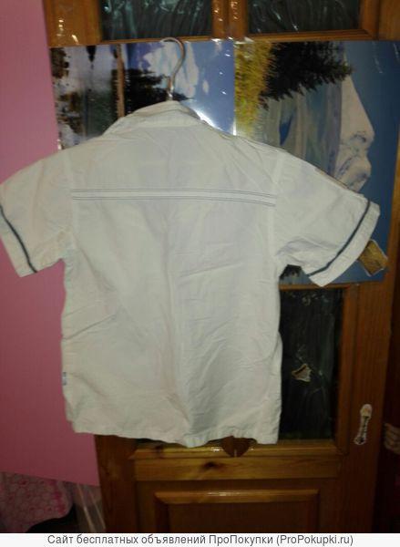 Рубашка для возраста 10-11 лет