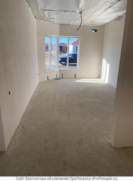 новый коттедж 93 мкв гараж подвал