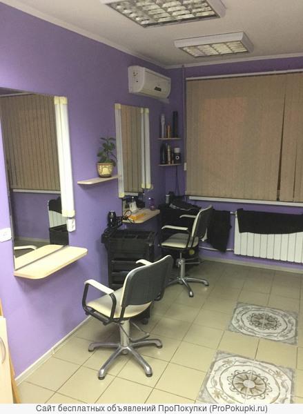 Рабочее место парикмахера сдам в аренду