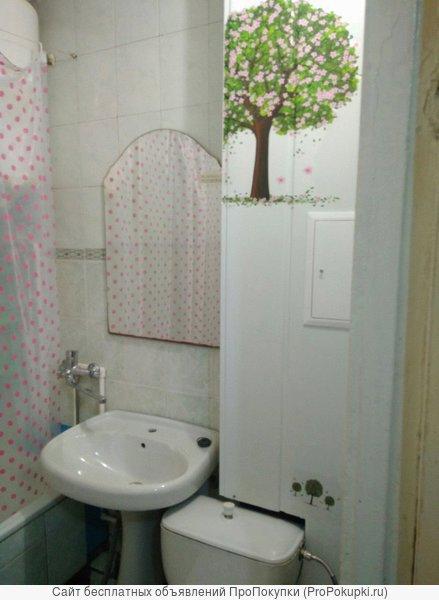 сдается собственником 1-комнатная уютная квартира в Алуште