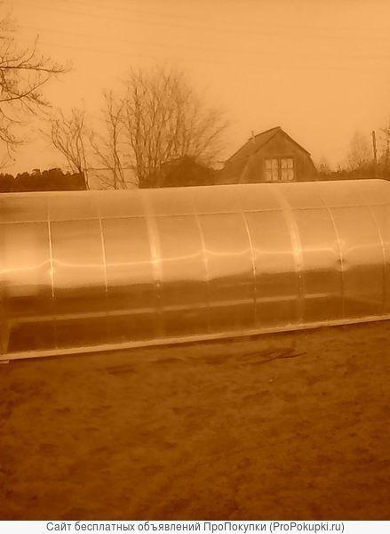 ремонт установка теплиц арочного типа