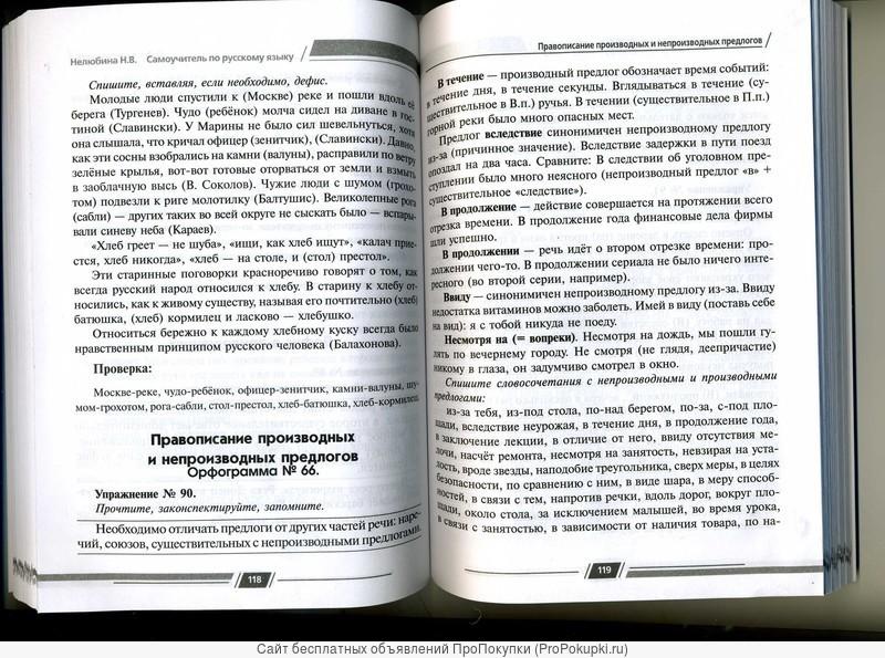 Самоучитель русского языка