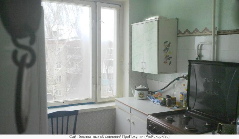 Трёхкомнатная квартира в Можайском районе Подмосковья
