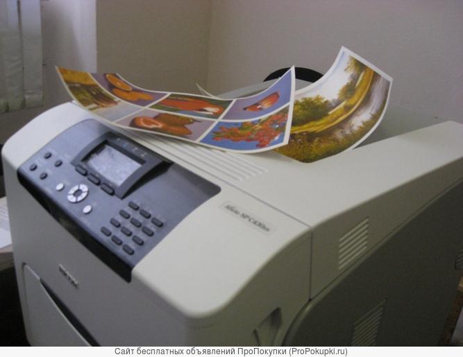 Керамический принтер для печати на плитке
