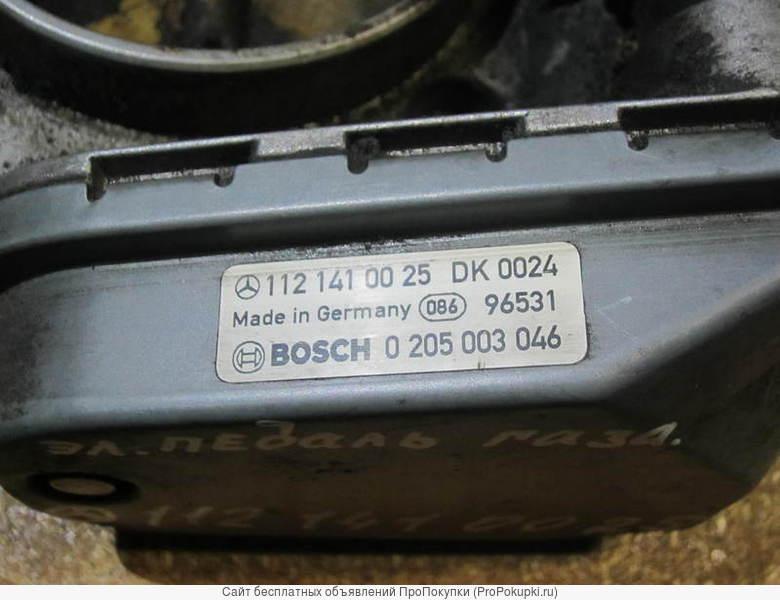 Электронная педаль газа_(Дросель) на Мерседес W202 W208 W210 W220 W163