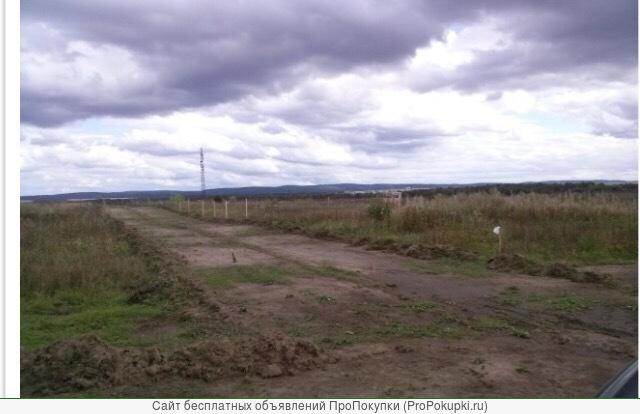 Продам земельный участок 11 ДНТ Енисейские зори