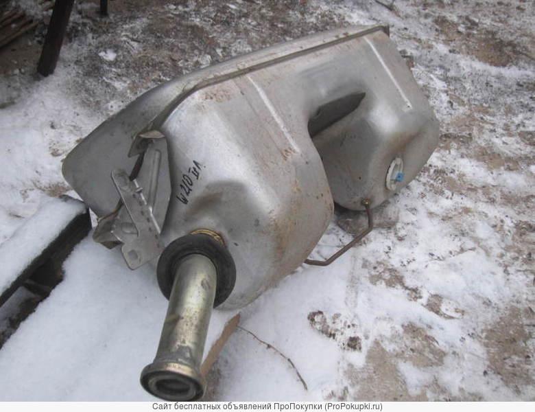 Бензобак для Мерседес W210 с вырезом(под лыжи) и без выреза