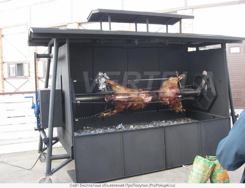 Вертел для быка и кабана