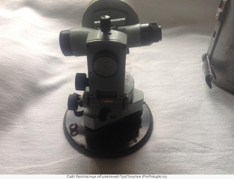 теодолит оптический