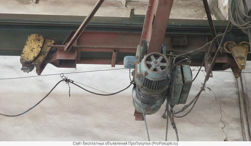ремонт,установка,продажа и испытания кран-балок и тельферов.
