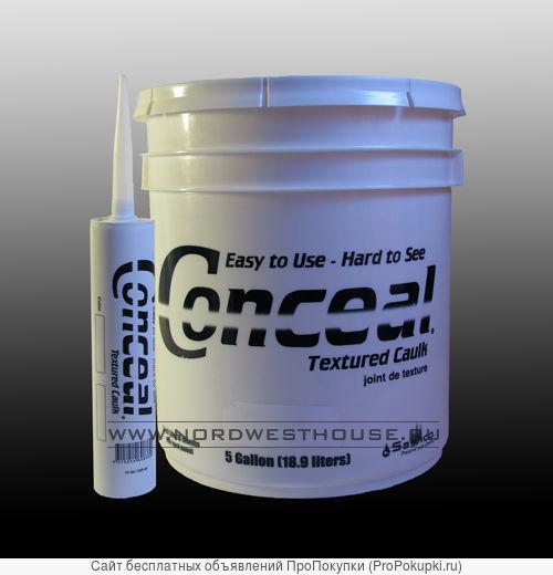 Межвенцовый герметик для дерева Conceal,Теплый шов. (производство США)
