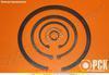 Кольцо пружиннoе упорнoе внутреннее ГОСТ 13943-86