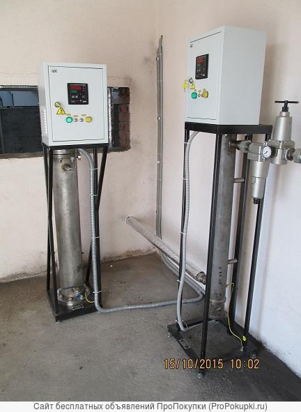 Изготавливаем газификаторы углекислотные ГУ