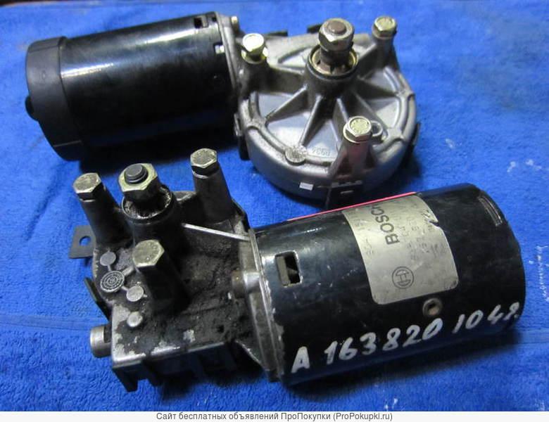 Моторчик стеклоочистителя для Мерседес ML163; W210 W202 W208 W124 W140