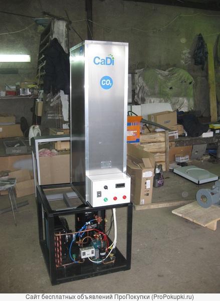 Агрегат поддержания давления АПД-8,0 в углекислотной ёмкости V-8,0 м3