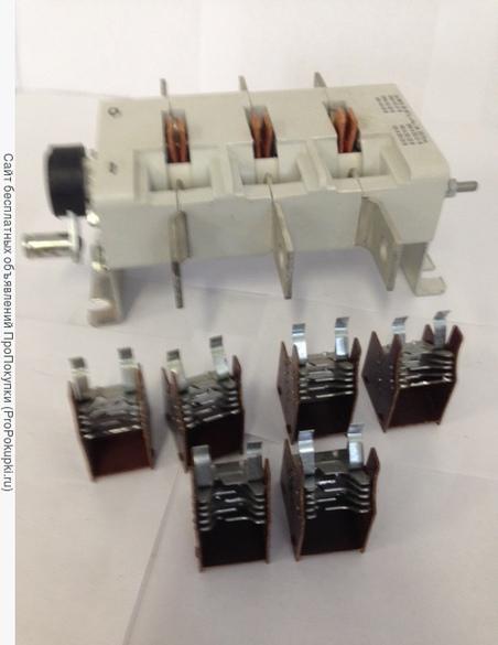 Выключатели-разъединители ВНК-46-31130-54 3150А