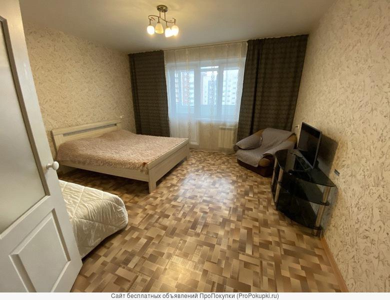 Квартира посуточно в Красноярске по ул. Линейная