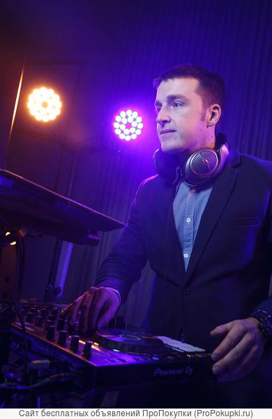 Услуги DJ, звукорежиссера, на любые мероприятия